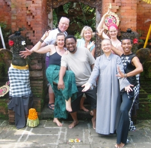 Global Healing Conference, Ubud, Bali